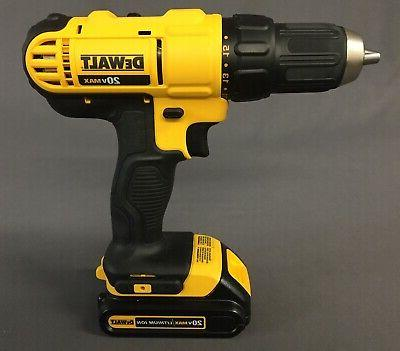 New Lithium-Ion 1/2 Cordless Drill/Driver