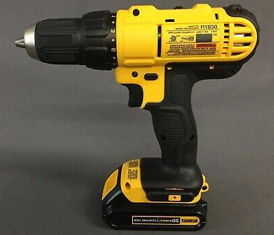 New DEWALT Lithium-Ion 1/2 in. Drill/Driver