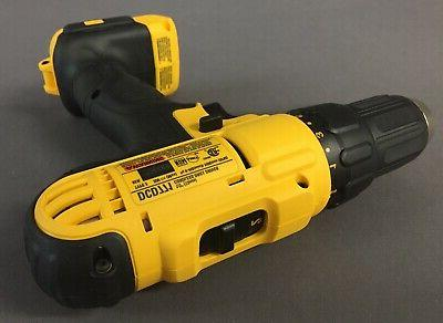 New Lithium-Ion 1/2 Drill/Driver