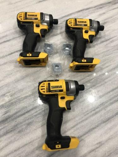 new 20v 3 1 4 impact drill