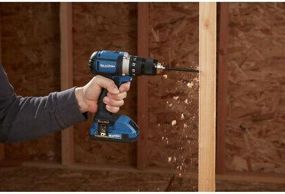 Cordless Compact Drill/Driver