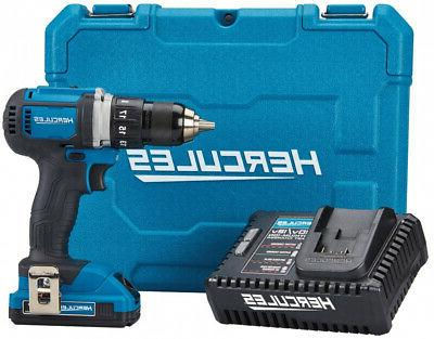 new 20v lithium cordless 1 2 in