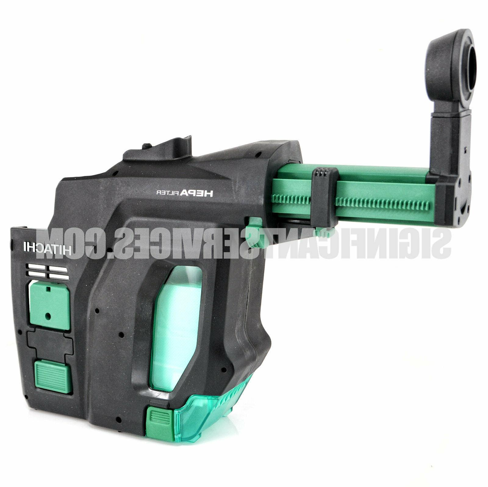 New Hitachi 402976 Dust Extraction Attachment Cordless Rotar
