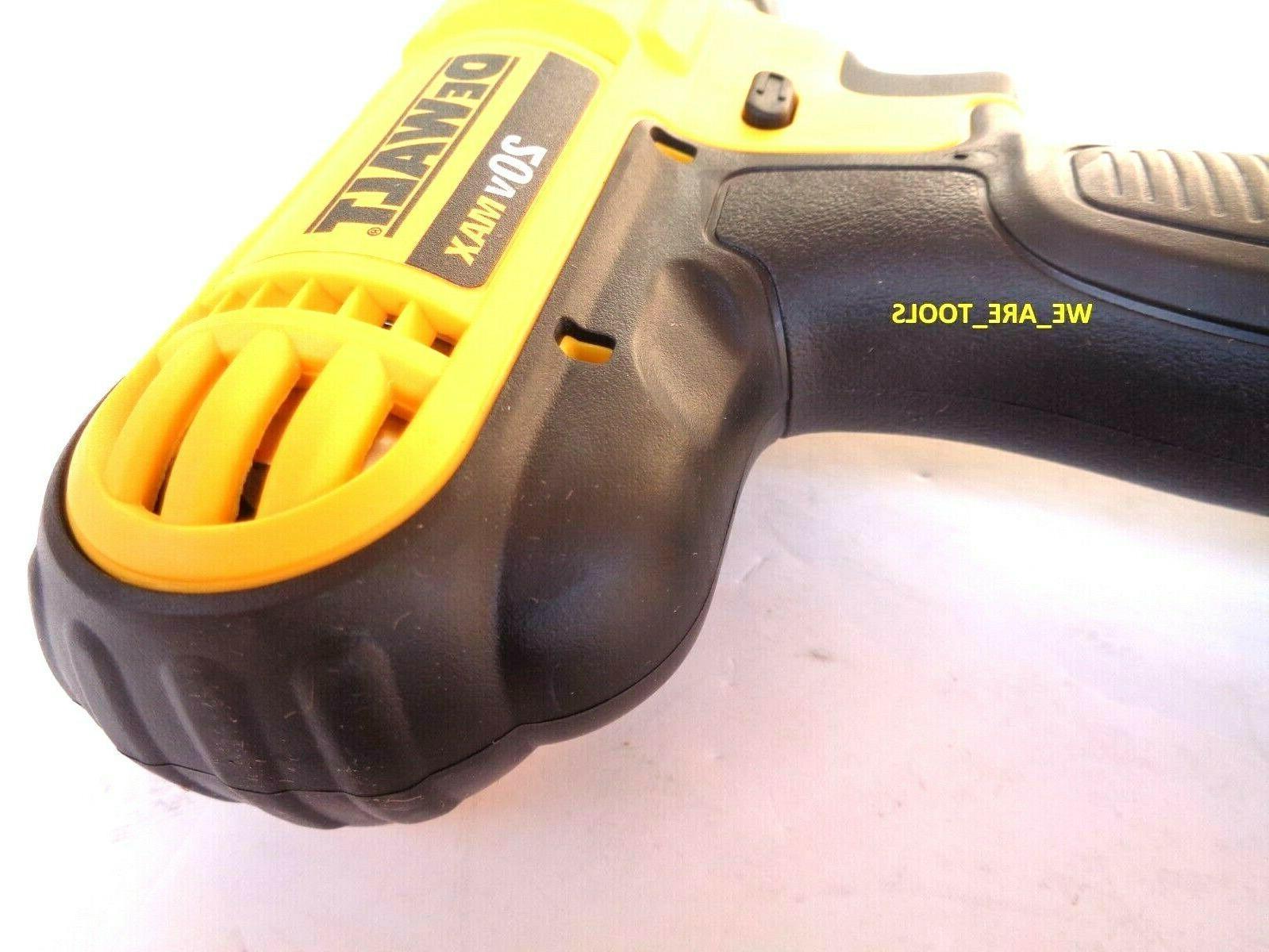 New DCD771 Compact Drill 1/2 MAX 20 Volt