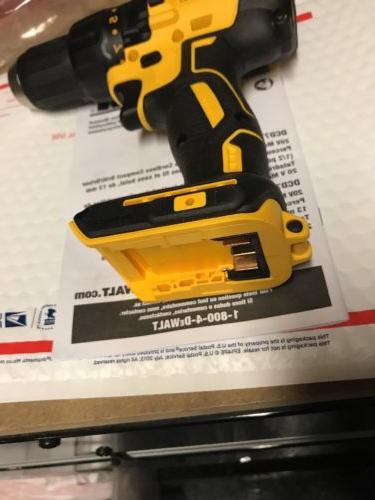 New Cordless Drill