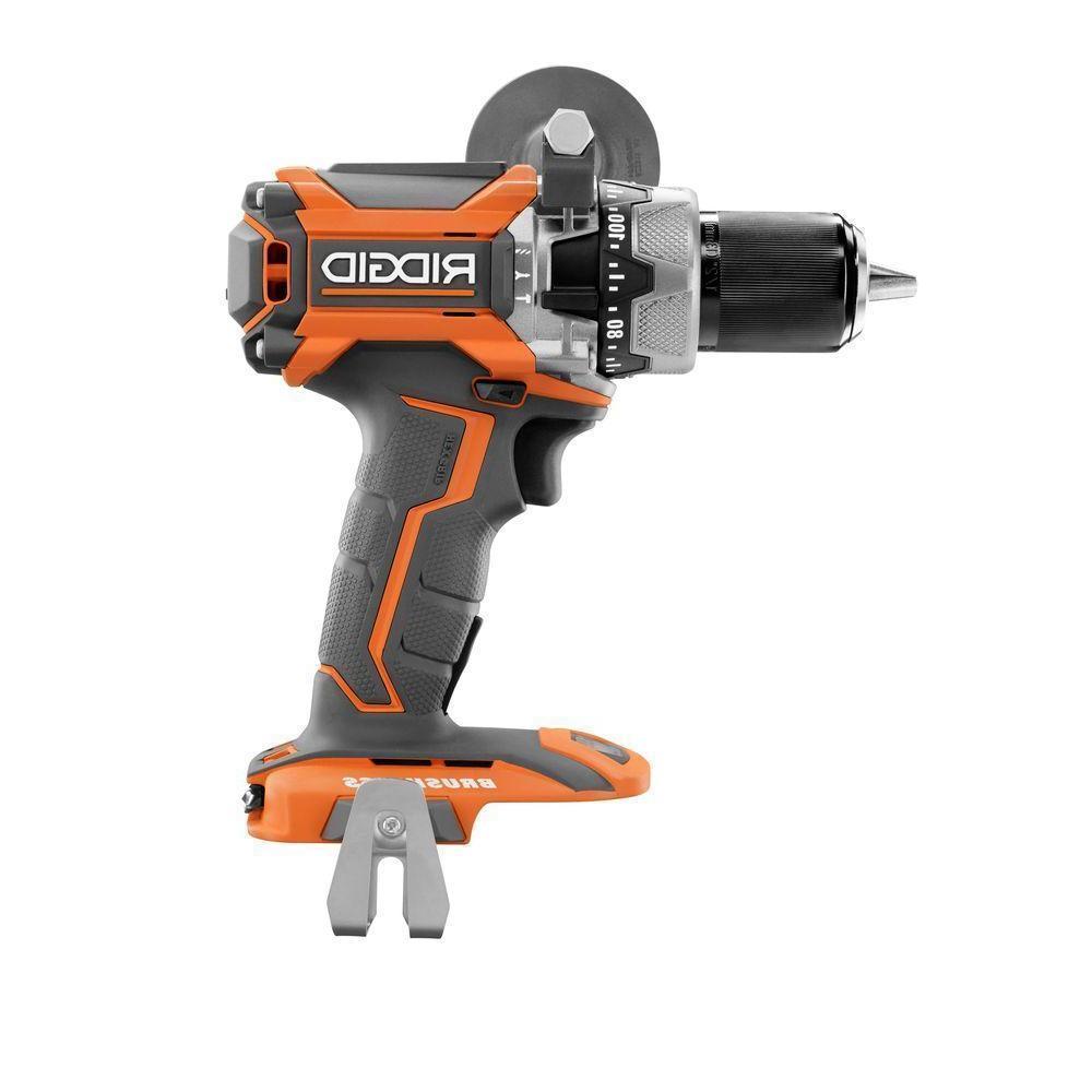 New Ridgid Volt Ion Brushless R86116