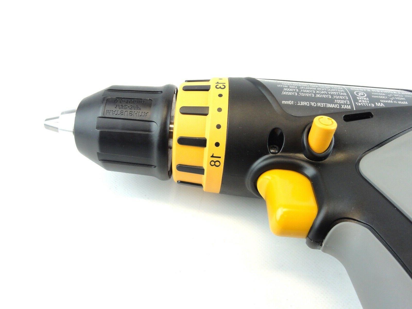 EY6405 12V Drill
