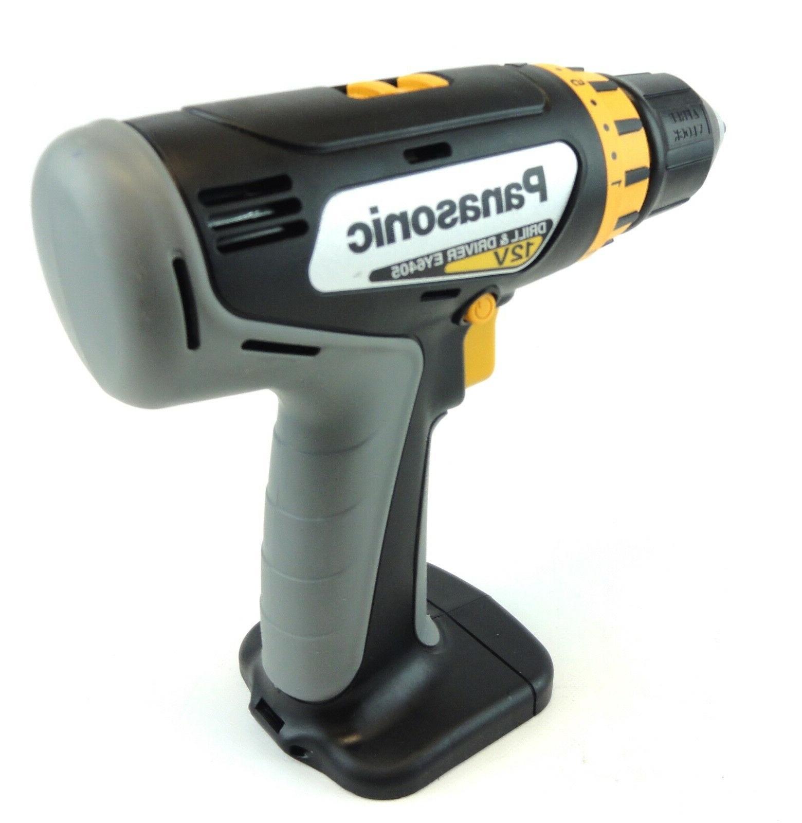 Panasonic New Genuine EY6405 12V Drill