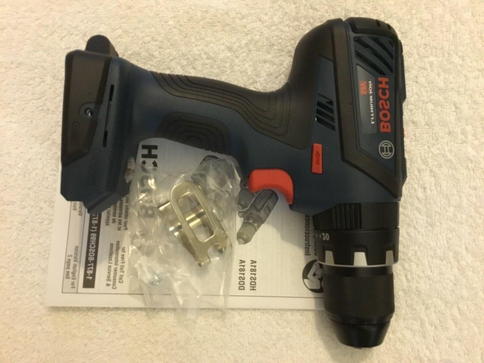 New HDS181A 18 Volt Drill Driver 2 Speed
