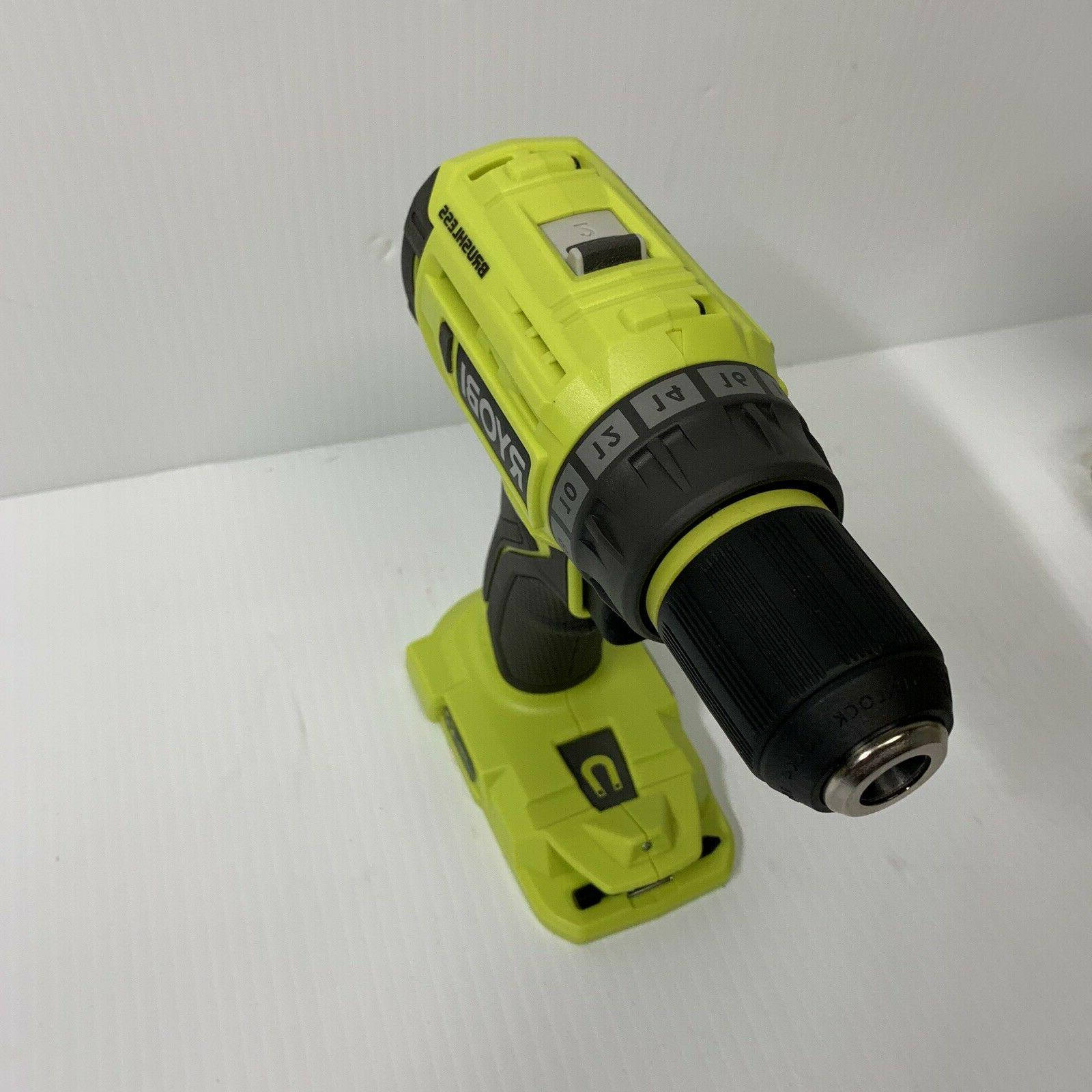 NEW ONE+ Brushless Drill Driver