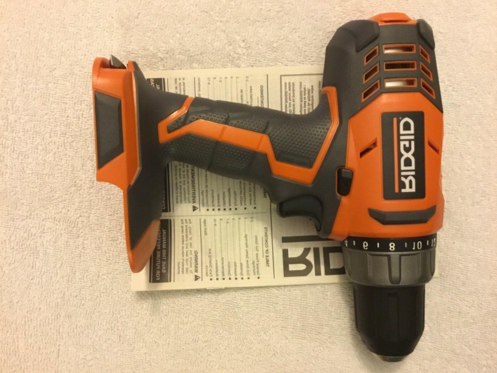 New 18V 18 Volt Cordless Drill