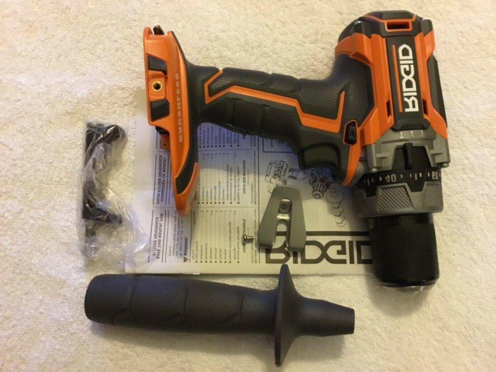 New R86116 18 Gen5X Hammer Drill Driver Li-ion