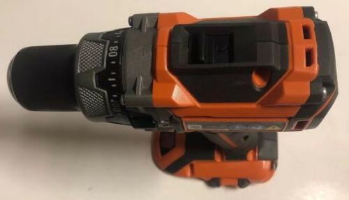 NEW 18 Volt Li-Ion GEN5X Brushless Drill Driver