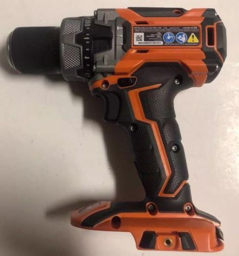 """NEW RIDGID R86116 18 Brushless 1/2"""" Hammer Driver"""