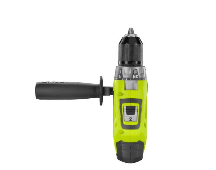 Ryobi P214 LI-ION 1/2 Hammer Handle, Tool
