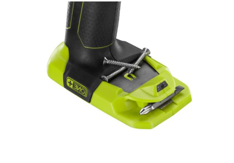 Ryobi LI-ION in. Hammer Drill Handle, Tool