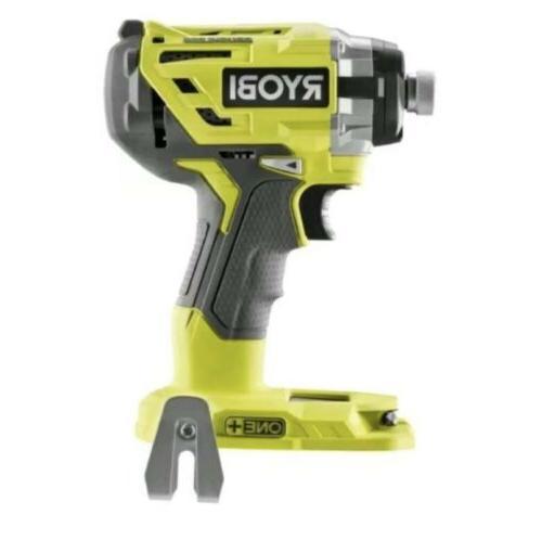 Ryobi P238 18V One+ 1/4 Impact Wrench Brushless Bare Tool Hi