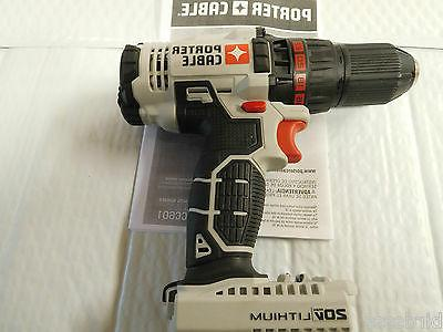 Porter-Cable 1.3 Ah Cordless 1/2 in. Driver Kit