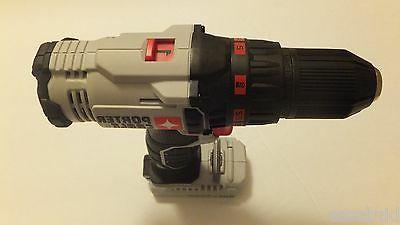 Porter-Cable 1.3 Ah Lithium-Ion 1/2 Drill Driver Kit