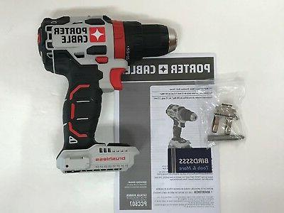 """Porter Cable PCC607B 20V Max Lithium-Ion Brushless 1/2"""" Dril"""