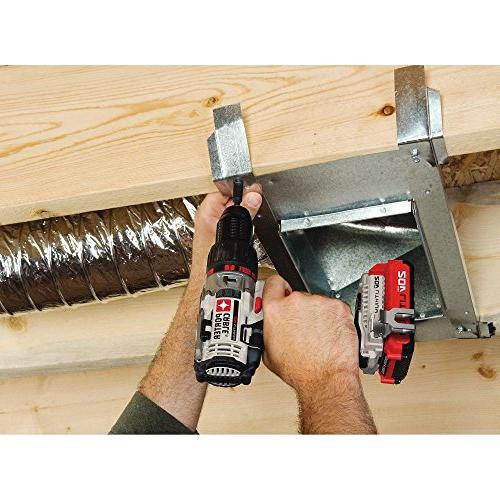 Porter-Cable Cordless Hammer Kit