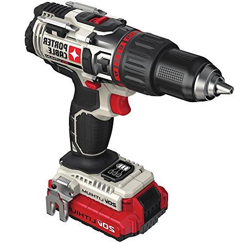 Porter-Cable PCC620LB Cordless Lithium-Ion Hammer Kit