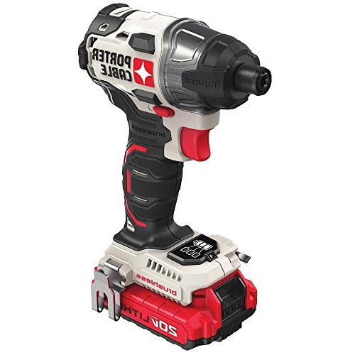 PORTER-CABLE 20V Brushless