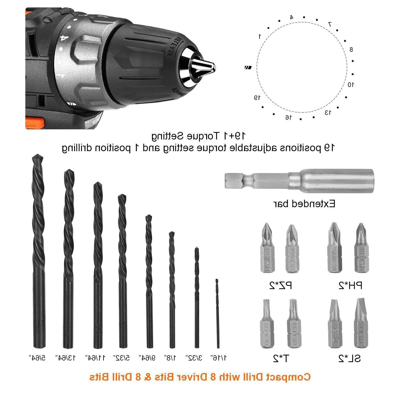 Tacklife 12V Lithium-Ion Max