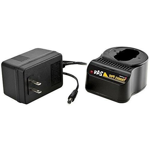 Portable Cordless Impact Wrench 1/2 Drive Charger