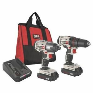 PORTER-CABLE 20V Drill and