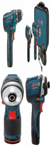 Bosch Power 12V 3/8 in. Two-Tools Cordless Impact Driver Pow