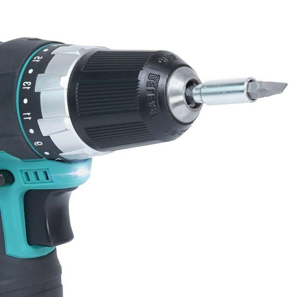 Pro'sKit Li-ion Drill 12V Rechargeable