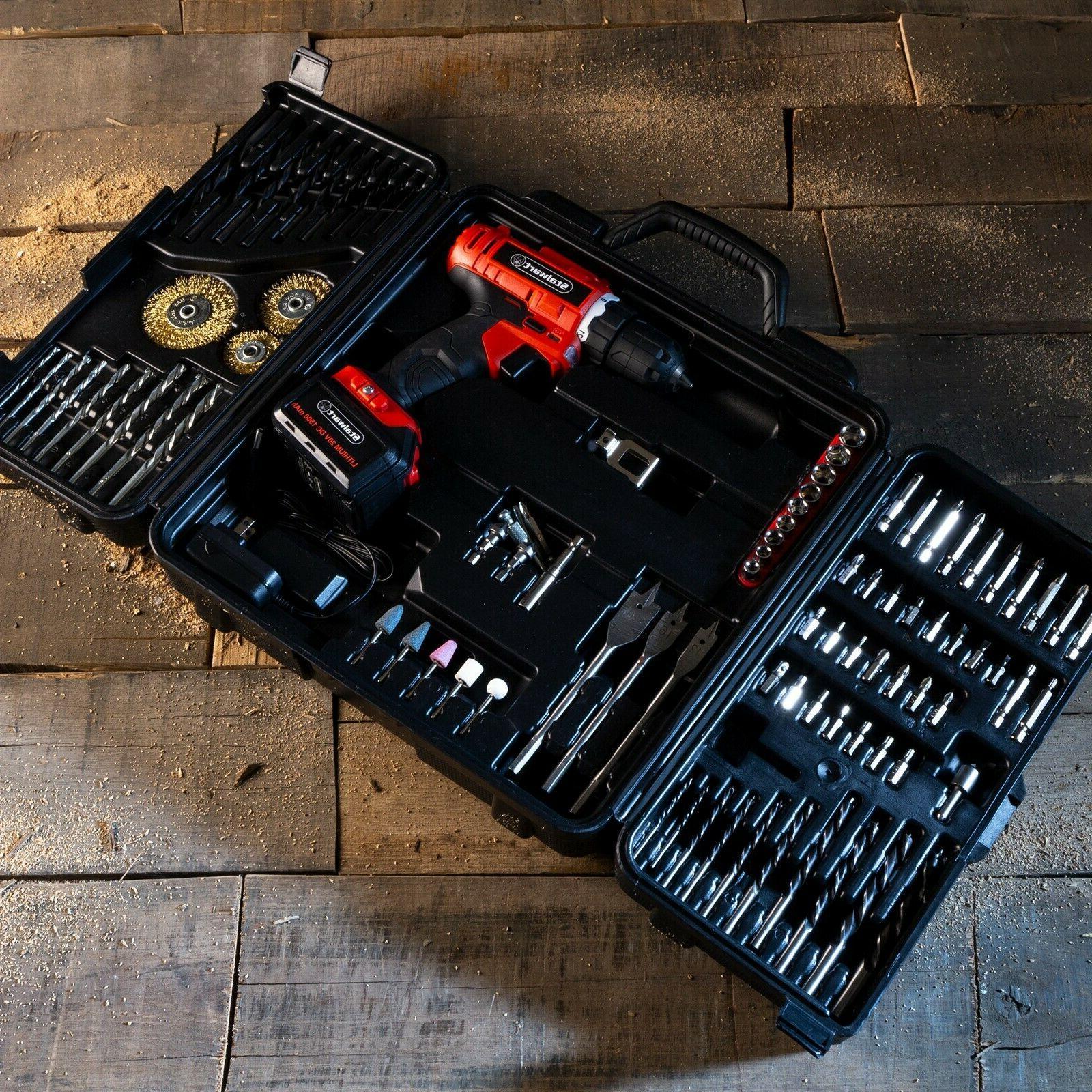 Professional Cordless Large Kit Driver Bits