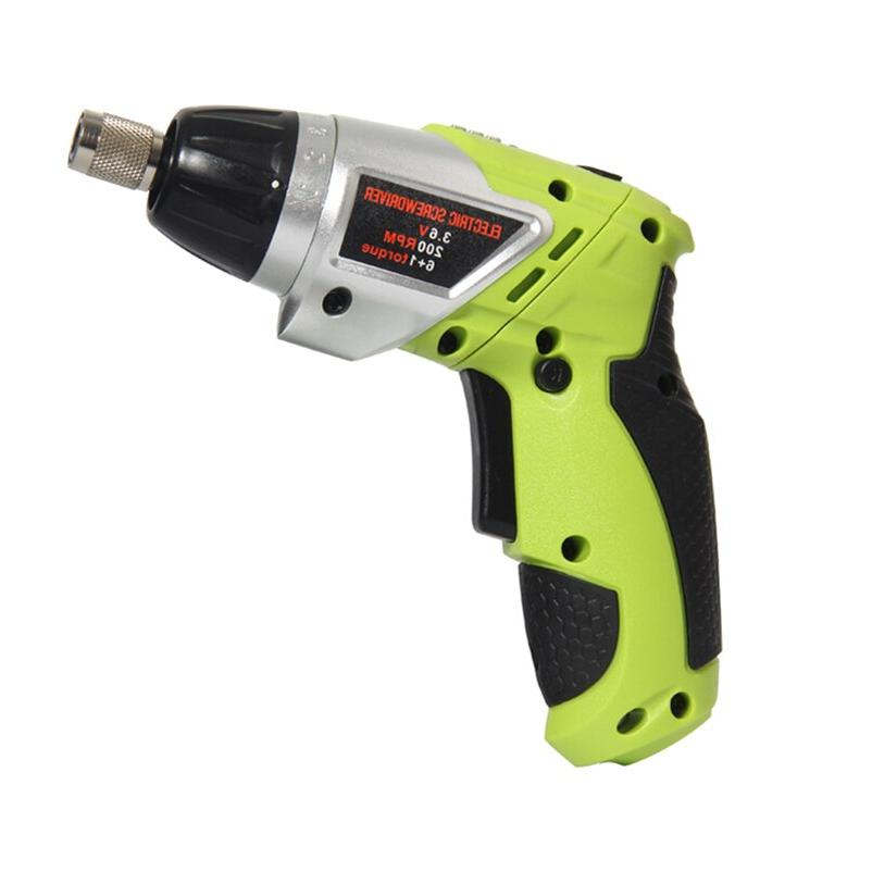 PROSTORMER 3.6V Screwdriver Multifunction Electric Rechargeable tools