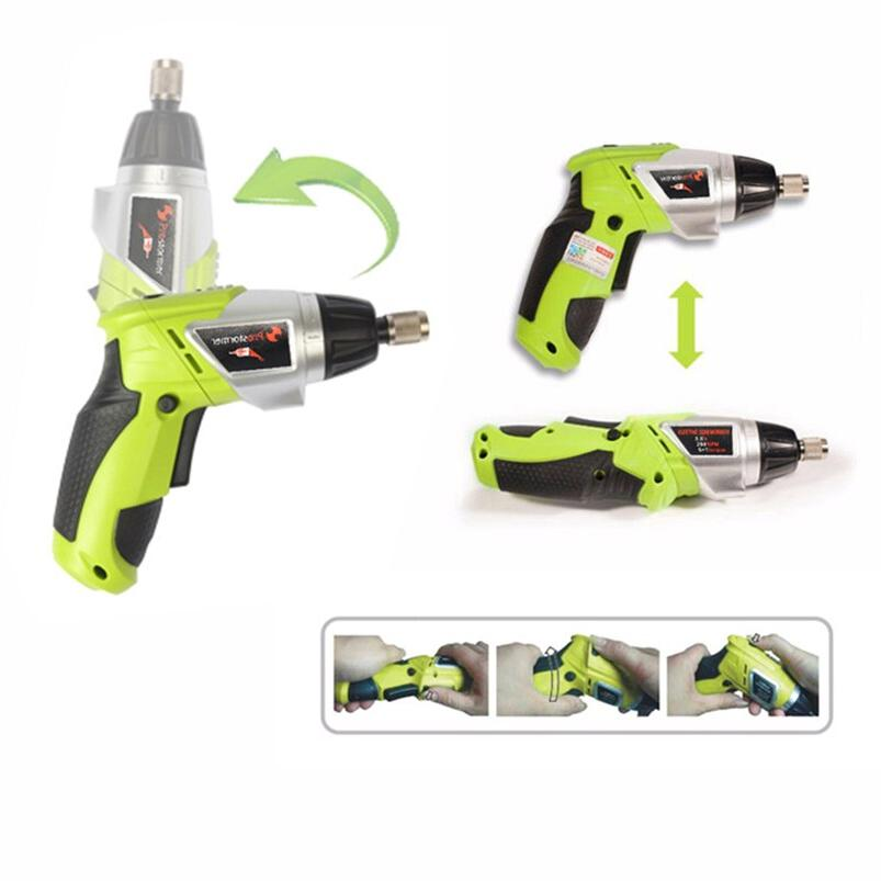 PROSTORMER <font><b>Cordless</b></font> Electric Screwdriver Multifunction Electric <font><b>drill</b></font> Rechargeable Power