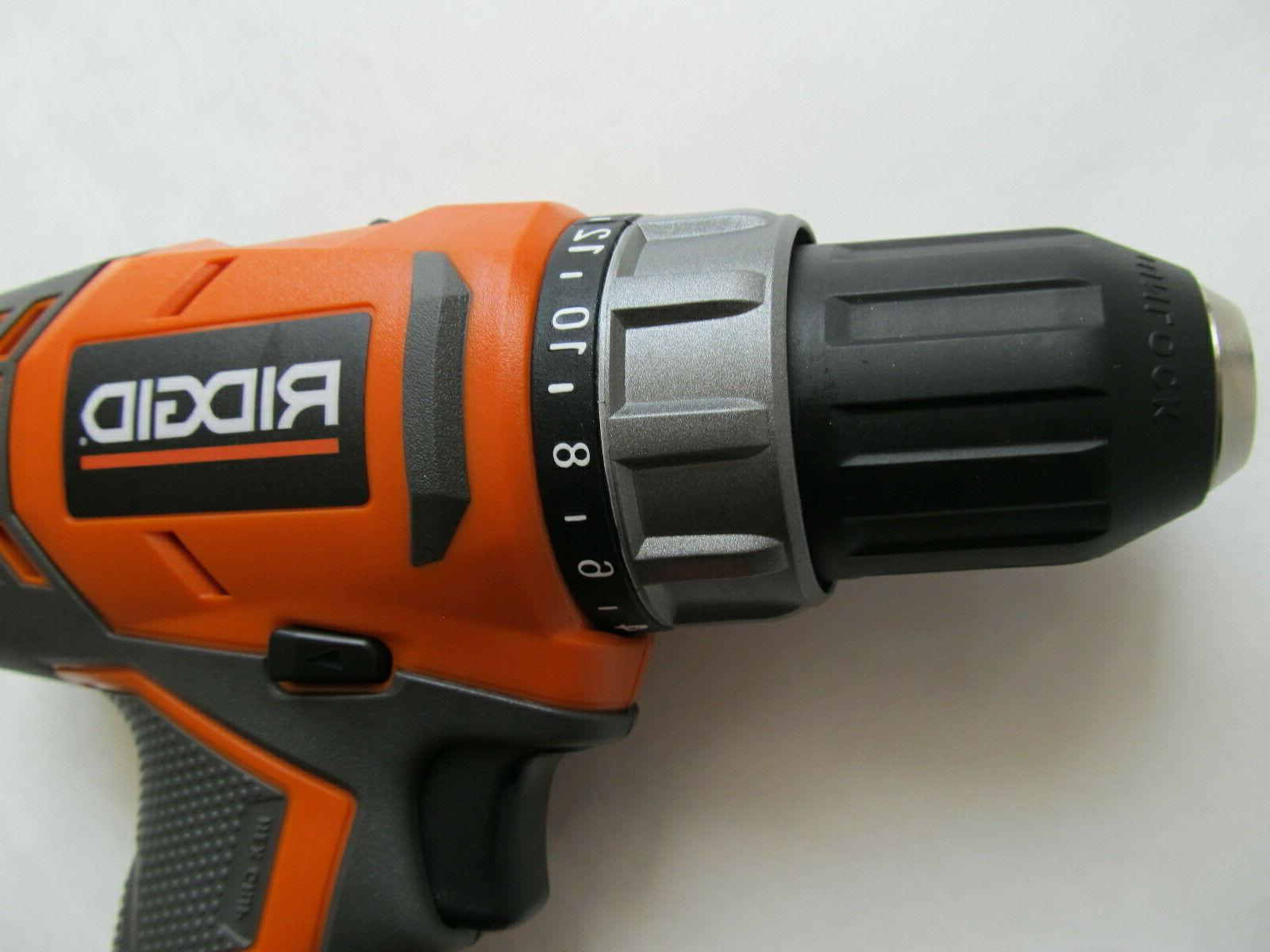 Ridgid R860052 18V Drill/Driver