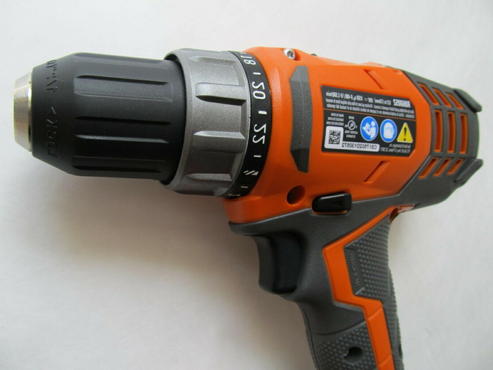 Cordless in. Drill/Driver NEW