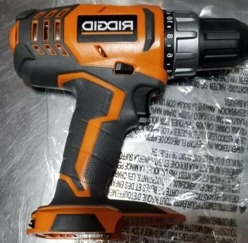 RIDGID R860052 18-Volt Cordless in. Compact