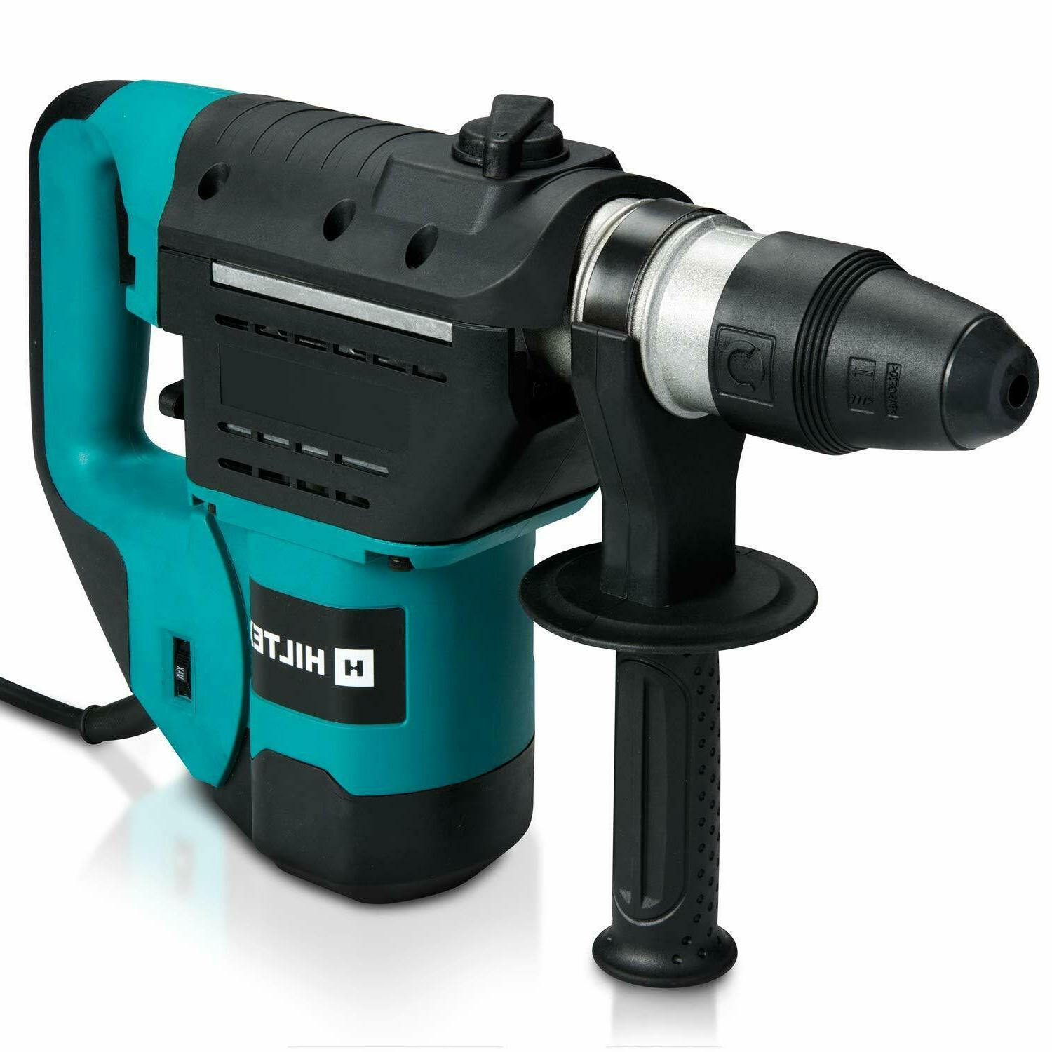 rotary hammer drill 360 degree swivel include
