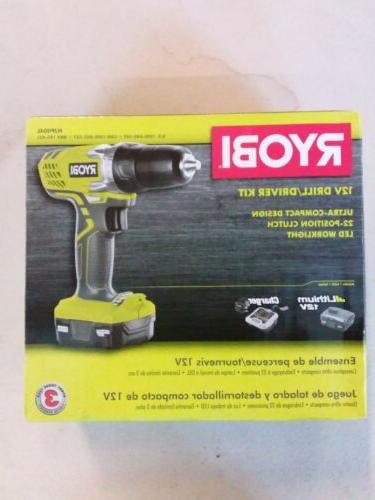 RYOBI Kit 12-V 12-V Battery Charger