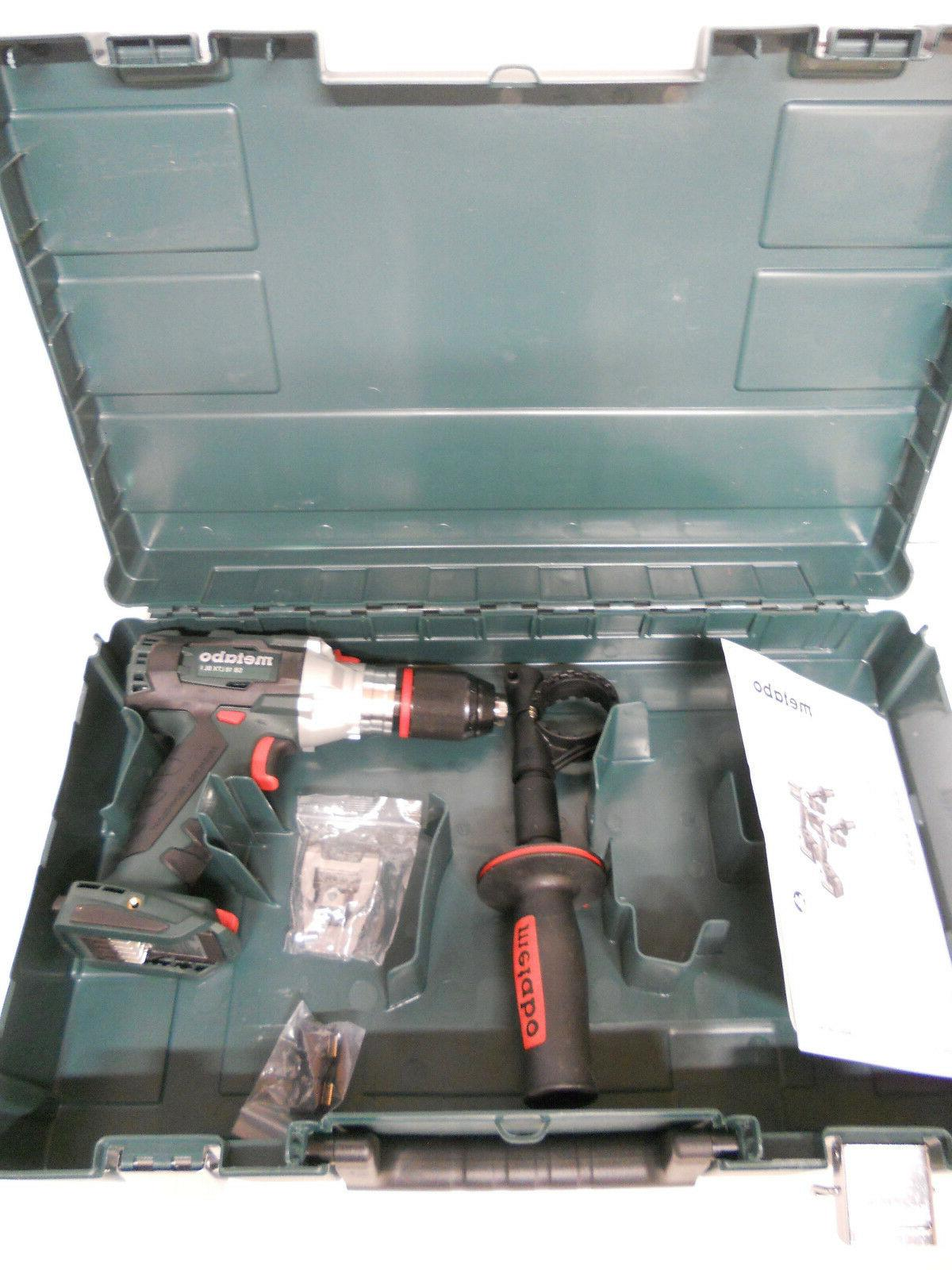 Metabo LTX BL I Cordless 18V 602352890 Impulse