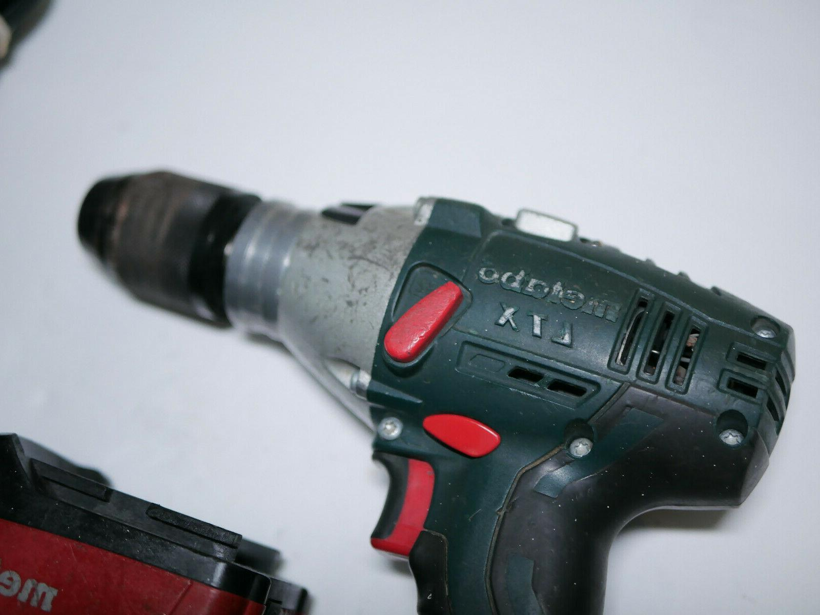 Metabo SB Cordless Drill Made Battery Charger