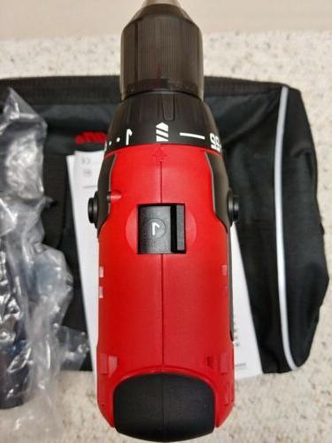 "Snap-on™•CDR8815•18Volt•1/2"" Drill/Driver•Tool & Bag"