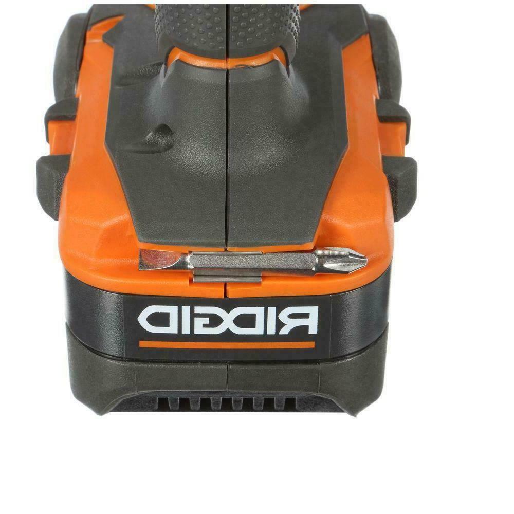 RIDGID TOOL COMPANY R9652 18V Kit BRAND NEW SEALED
