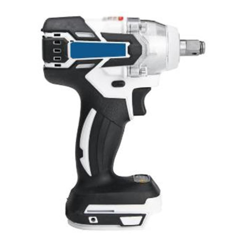 1280W Brushless Electric Hammer <font><b>Cordless</b></font>