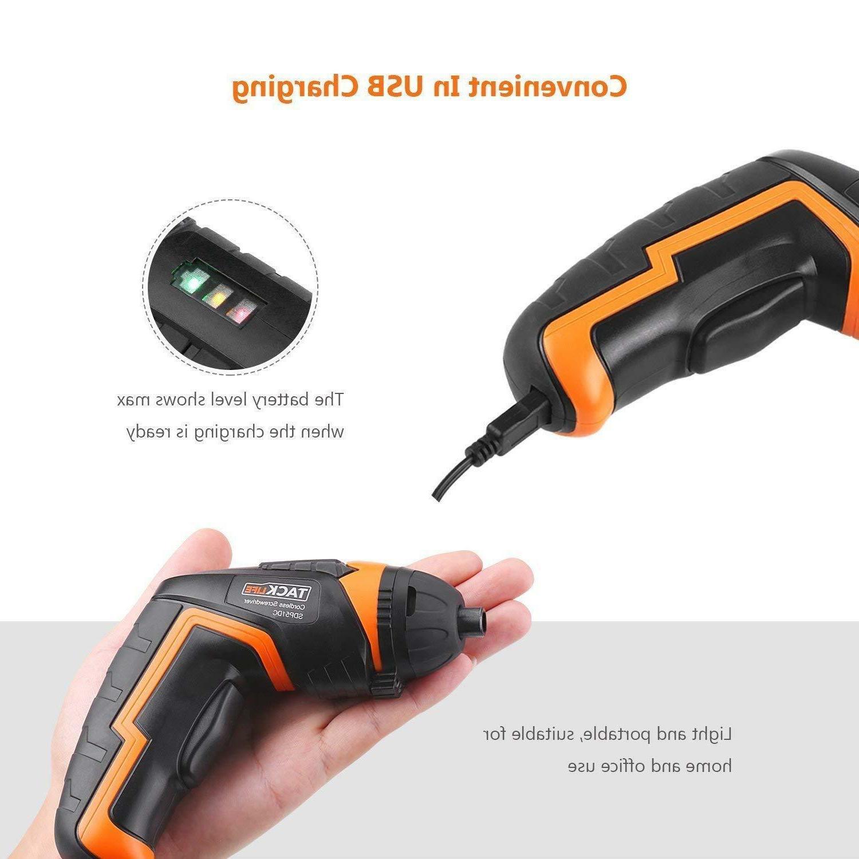 USB Screwdriver Right Kit 30pcs Bits