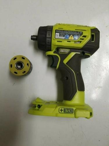 WORKS PARTS Ryobi P252 ONE+ Cordless Brushless Drill