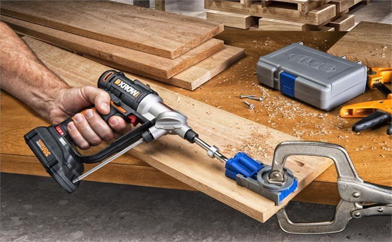 WORX WX176L.5 PowerShare Cordless Drill & Driver Batteries