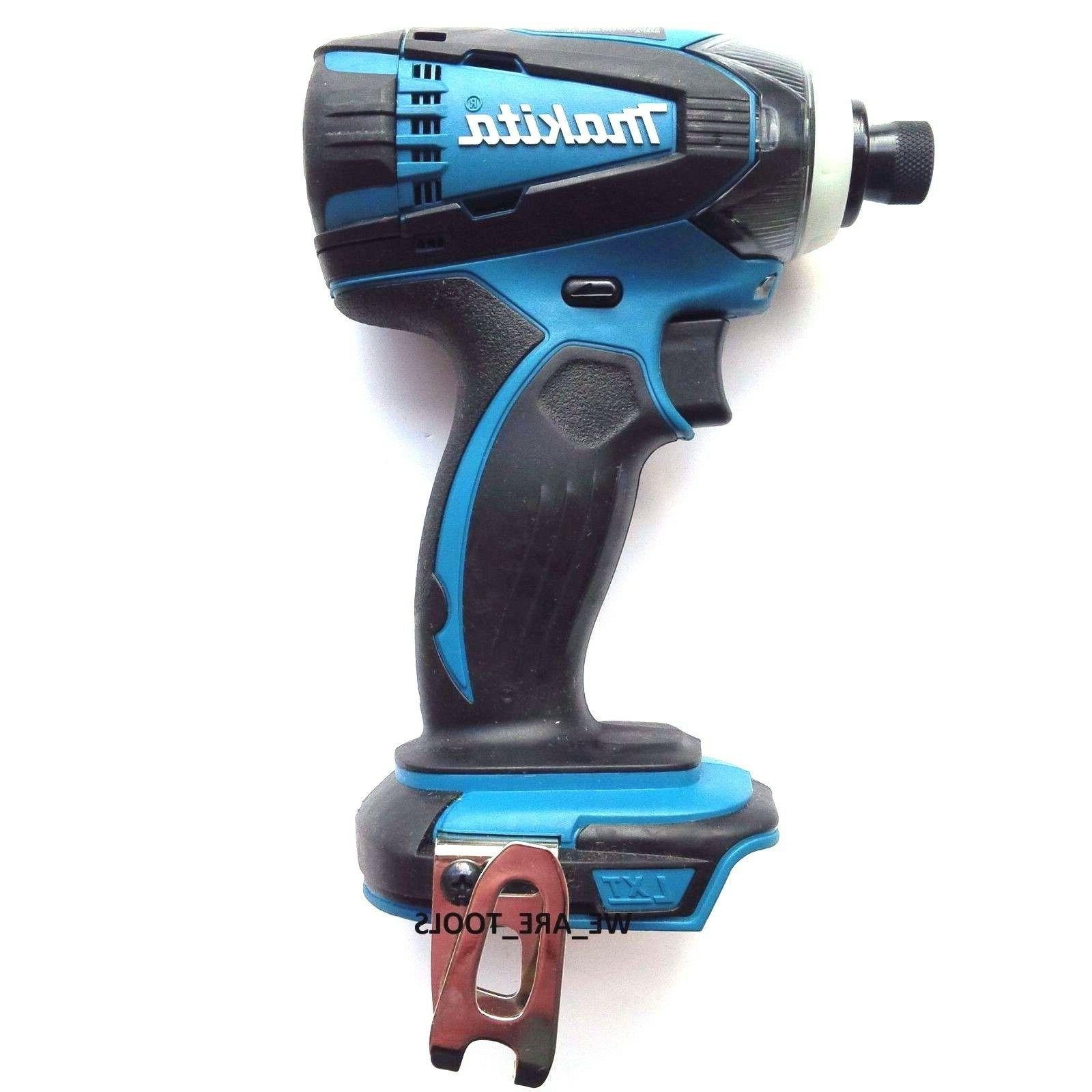Makita XDT04Z 18V Cordless LXT Lithium-Ion Impact Driver