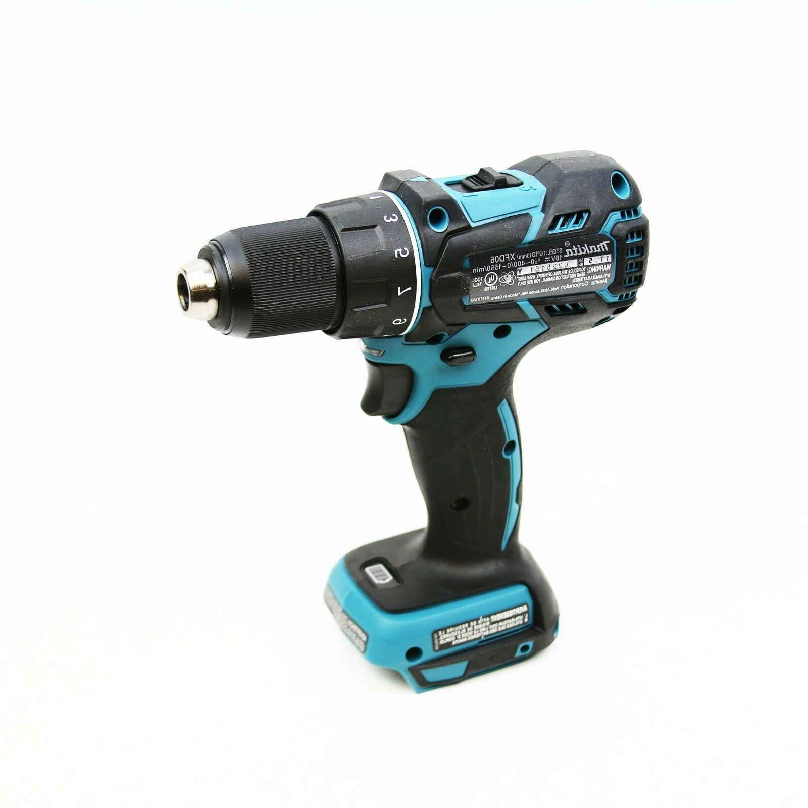 Makita XFD061 Cordless Driver_Drill